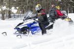 Tupper Lake Snowmobiling