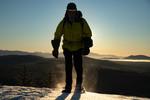 Coney Mtn Dawn Patrol Day 2