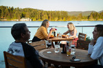 Lake Placid Outdoor Dining
