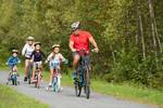 Tupper Lake Biking