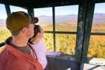 Vanderwhacker Firetower Hike