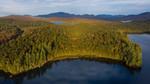 Saranac Lake Fall Aerials