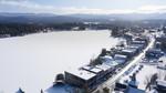 Lake Placid Winter Aerials