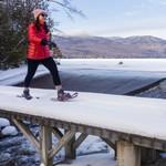 Peninsula Trails Snowshoeing