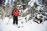 Cross Country Skiing Jackrabbit Trail