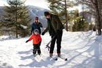 Tupper Lake Cross Country Skiing