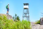 St. Regis Mountain Firetower