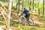 Summer Otis Mountain Biking