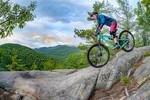 Otis Mountain Biking Rainbow