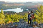 HUB treadway Mountain Fall Hike