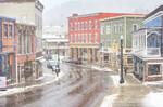 SL Snowy Main Street