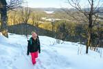 HUB Winter Hike Severance