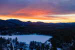 SL drone winter scenics