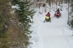 HUB Newcomb Snowmobiling